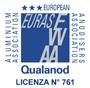 Qualanod - Licenza n. 761
